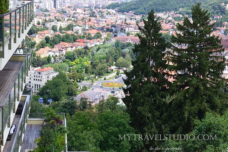 Brasov bellvue residence