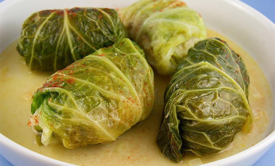 stuffed-chinese-cabbage-rolls