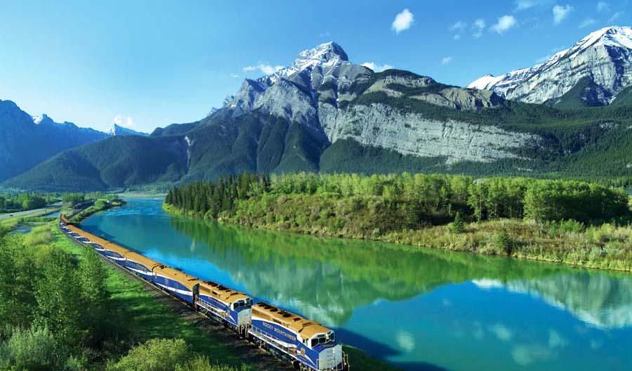 rail trip around the world