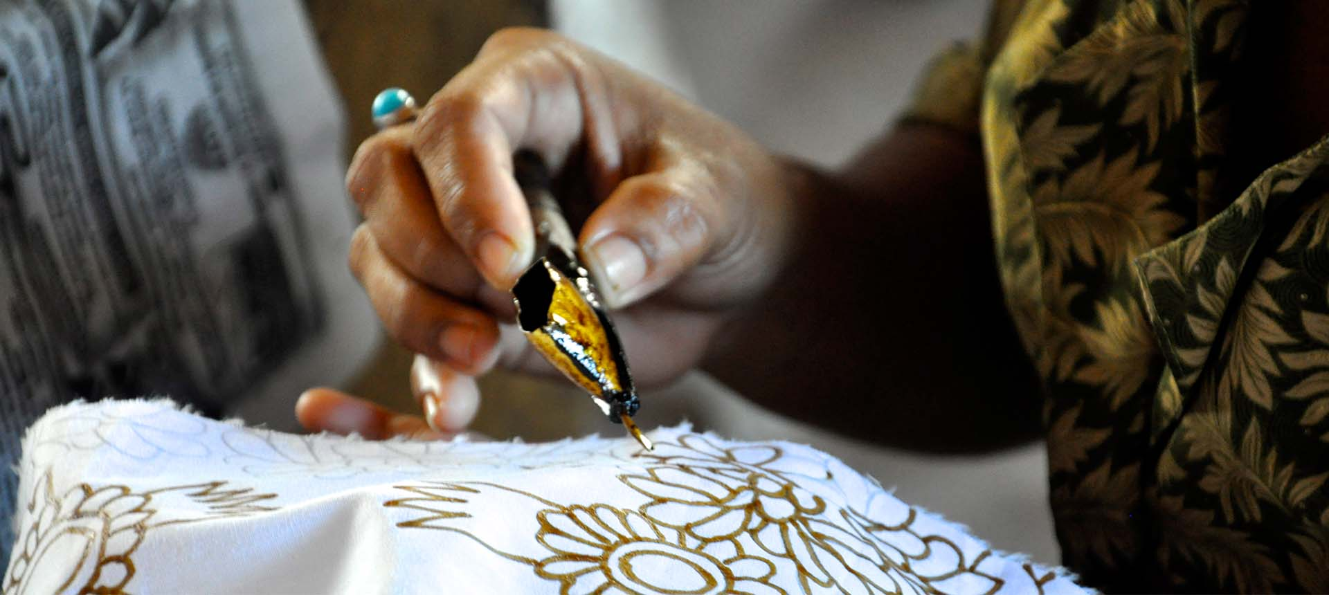 Artist in Bali