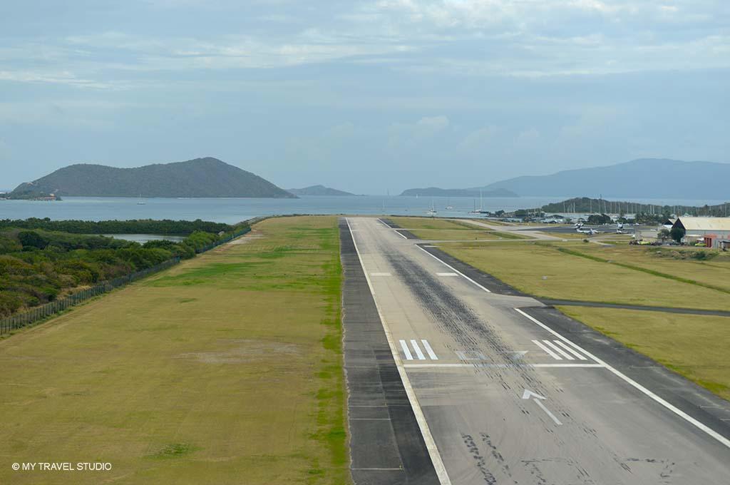 landing strip alitalia