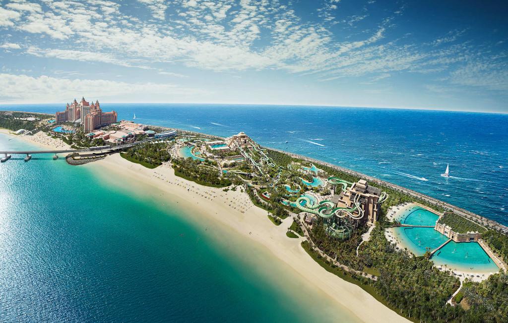 Dubai - beach &hotel