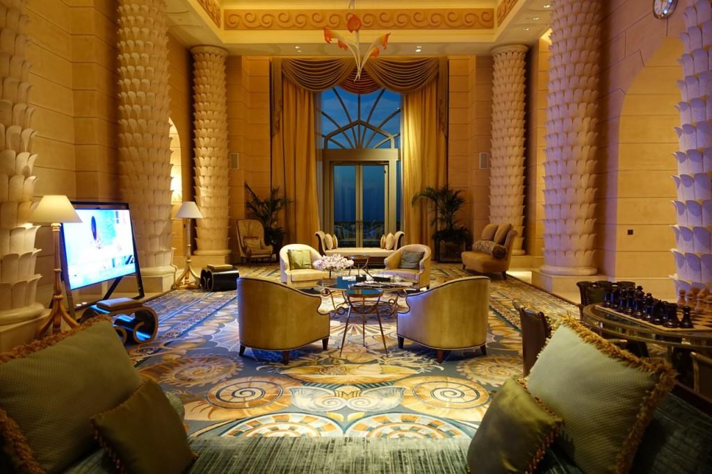Dubai - lounge