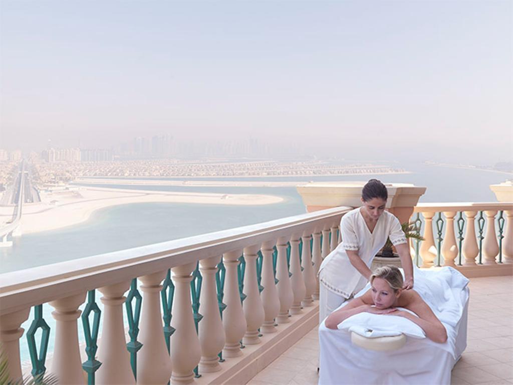 Dubai - relaxing masage
